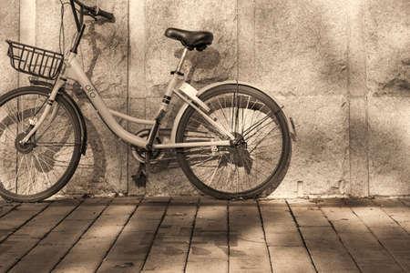 shared: Nostalgic shared bikes Editorial