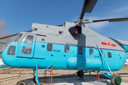 The aircraft of the China aeronautical Museum 新聞圖片