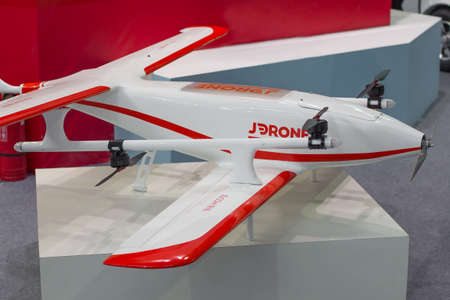The logistics UAV of the Jingdong 新聞圖片