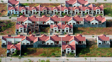 Citraland housing complex, Surabaya, East Java, Indonesia