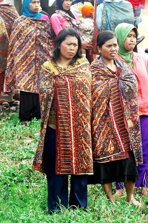 Tengger tribe, Mount Semeru, Lumajang, East Java, Indonesia. Photo taken on May 20th, 2009.