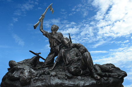 Monument to the Heroes battle of Surabaya