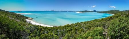 The Whitsunday Islands in Queensland, Australia