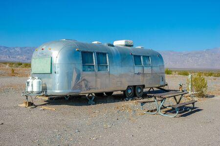 Caravan of Death Valley National Park, California Stock Photo - 14551278