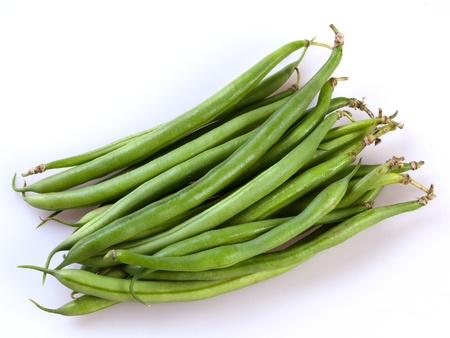 Green French beans Stock Photo - 11217212