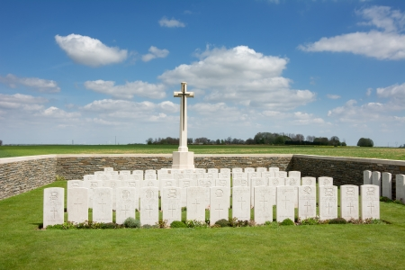 commonwealth: Commonwealth Graves Serre Road France of the First World War
