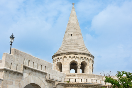 fisherman bastion: Fishermans Bastion, Budapest, Hungary