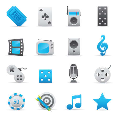 dominoes: Professional icons for your website, application, or presentation. Illustration