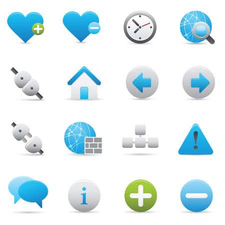 uploading: Icone professionali per il tuo sito Web, applicazione o presentazione.  Vettoriali