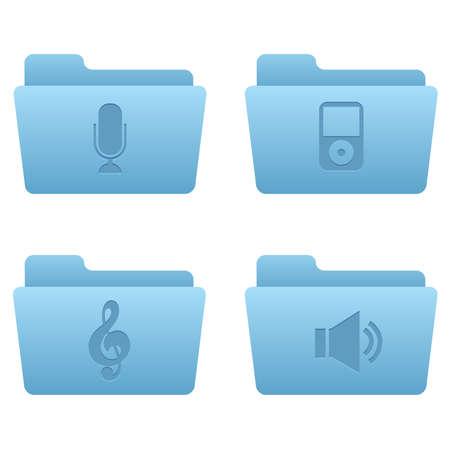 concepteur web: Ic�nes professionnels pour votre site Web, application ou pr�sentation ic�nes Internet | Lumi�res bleues dossiers 05