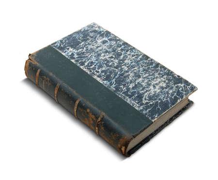 08 Antique Book Stock Photo