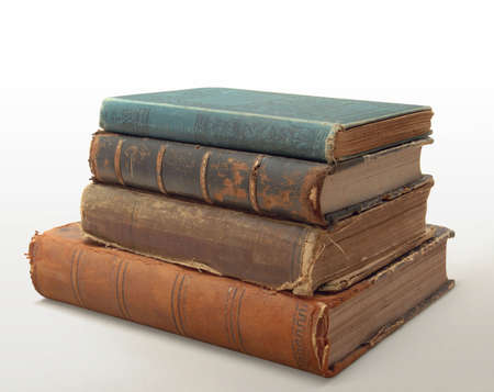 book cover design: 10 Antique Books