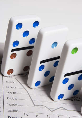 Dominos on stock report