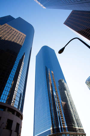 Downtown Los Angeles  Stockfoto