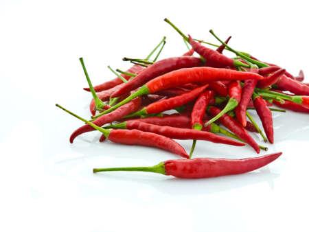 Red hot chili Stock Photo - 9642607