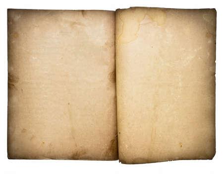 Antique document background photo
