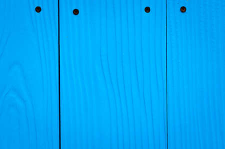 rusty nail: Azul de paneles de yeso con clavo oxidado