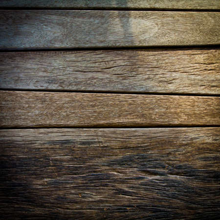 Aged wood background, Thai house photo