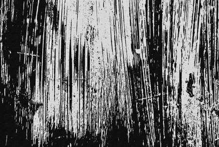 black an white: En blanco y negro rayado de la textura del lienzo, fondo del grunge