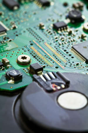 Computer hard disk Stock Photo - 13756817