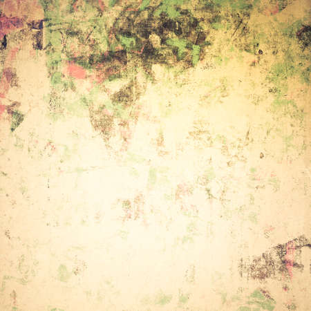 blemishes: Grunge background as color stain on the wall