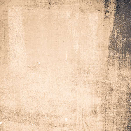 blemishes: Grunge painting on canvas texture