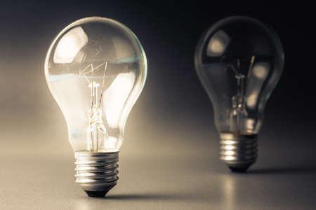 innovation leadership: Comparative light bulb