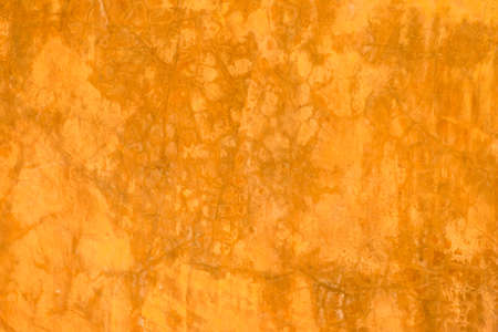 blemishes: Orange concrete wall texture and background