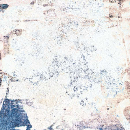 color stain: Abstract concrete wall with color stain Stock Photo