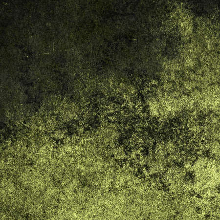 blemish: Abstract concrete wall with dark green stain
