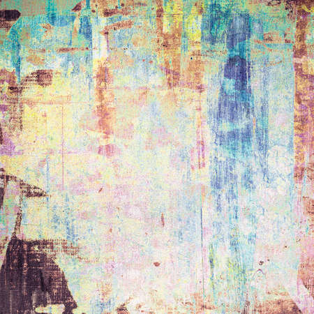 blemish: Grunge painting background on canvas texture