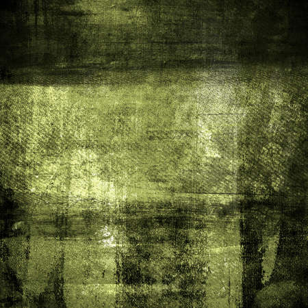 canvas texture: Grunge painting on canvas texture