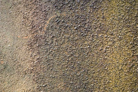 blemishes: Abstract background of wet mud stain on concrete wall Stock Photo
