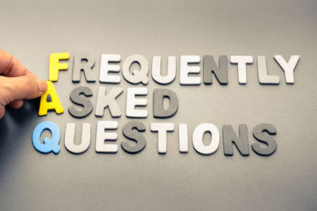 Hand arrange wood letters as text Frequently Asked Questions