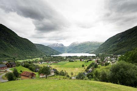 ノルウェーの田舎