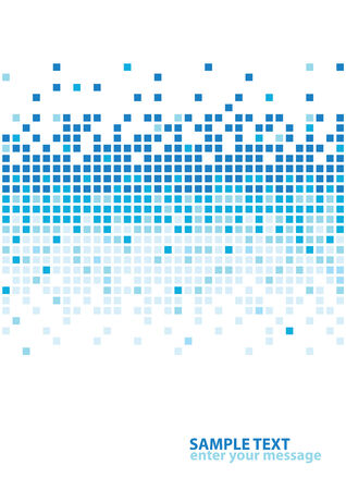Abstract Design With Space For Your Text Vector