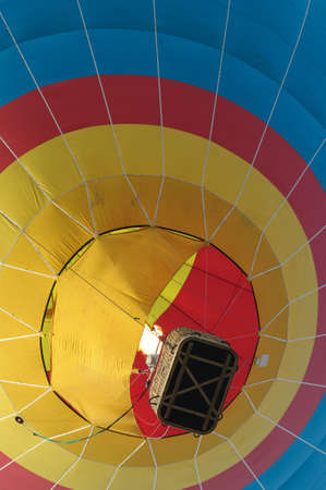 hot air balloon Stock Photo - 16557960