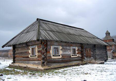 hill of tara: house on mountain