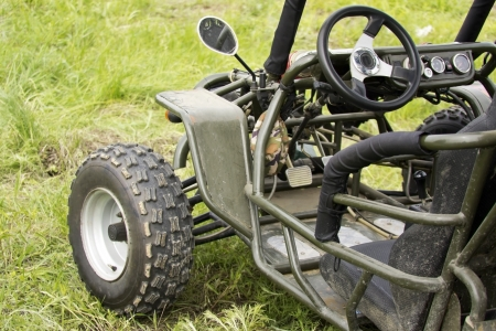 4wd buggy for extreme photo