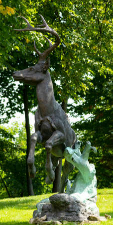 deer figure when entering ohonichi lands.