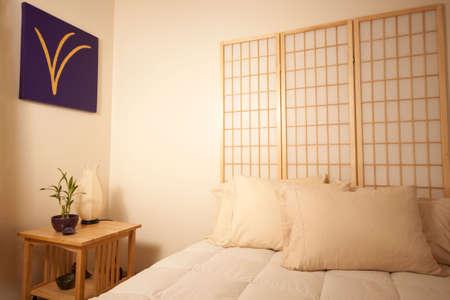 Feng Shui bedtable Stock Photo - 5437469