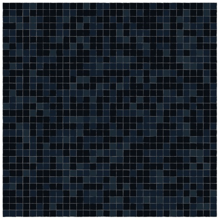 wall covering: Black tiles wall covering