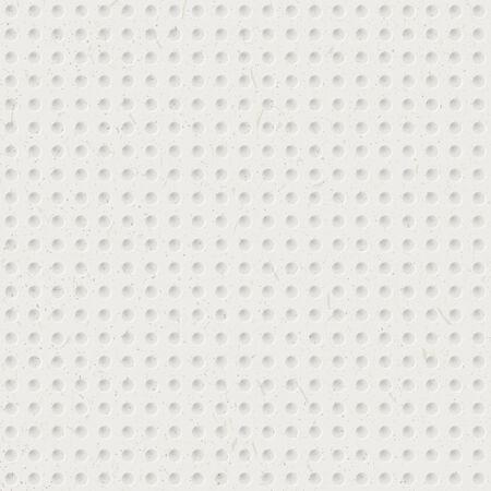 tissue paper: dots embossed background Illustration