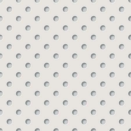 perforation texture: perforated texture. Illustration