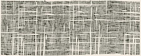dibujos lineales: pinceladas de pintura textura patrón de la plantilla tradicional japonés para texitil