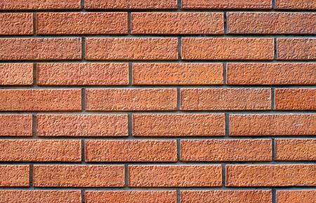 textured wall: textured birick wall covering Stock Photo