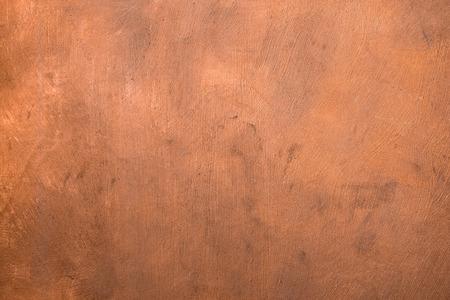 miedzi malowane blacha Zdjęcie Seryjne