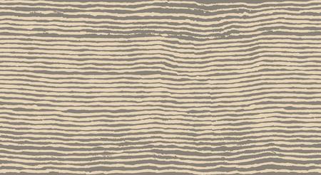 grunge brush painted horizontal lines seamless pattern Ilustrace