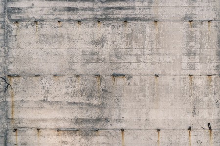 formed reinforced concrete texture