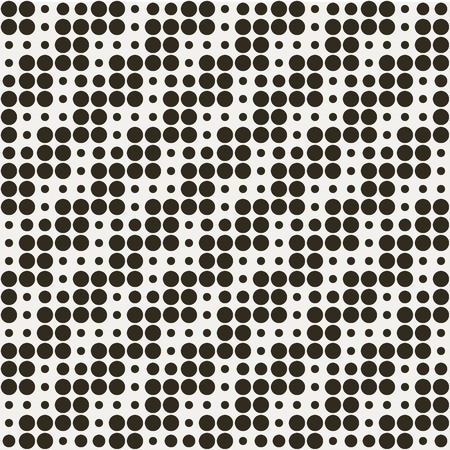 Geometric seamless optical dotted pattern Foto de archivo - 116798038